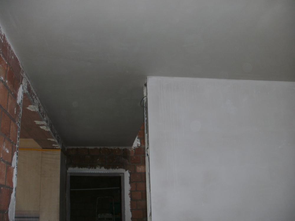 Muur En Plafonds Foto